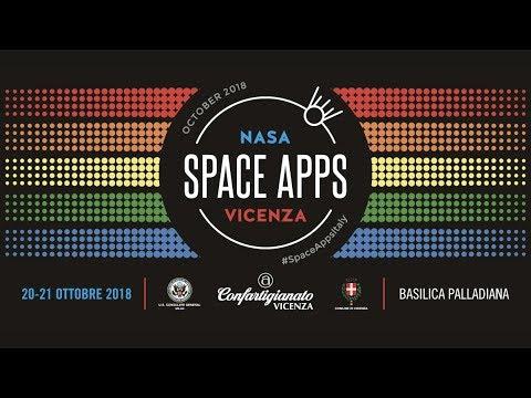 Nasa Space Apps Challenge 2018 - Collegamento MIT Boston