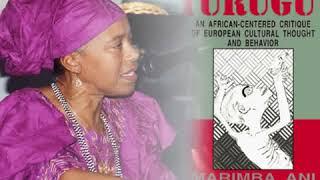 Dr. Marimba Ani Speaks on Black Organizations & Organizing