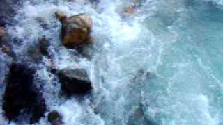 Garam Chashma (  crossing local bridge ) + water fall