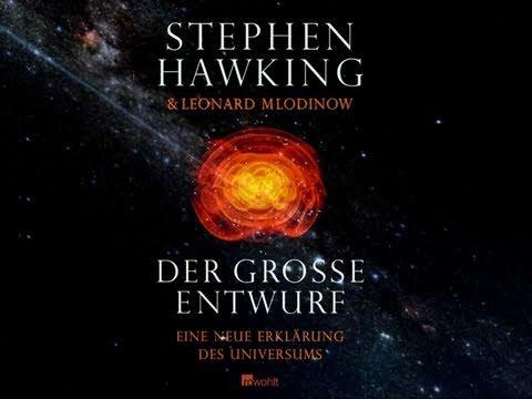 Der große Entwurf: Eine neue Erklärung des Universums YouTube Hörbuch Trailer auf Deutsch