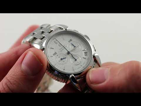 Pre-Owned Concord Impresario Calendar Chronograph 14.G9.211 Luxury Watch Review