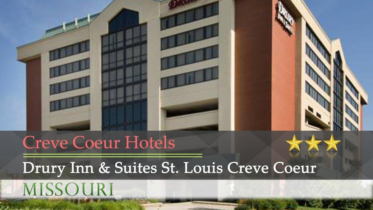 Drury Inn Suites St Louis Creve Coeur Hotels Missouri