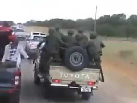 Fast and Furious Zambia: PF vs UPND Motorcade