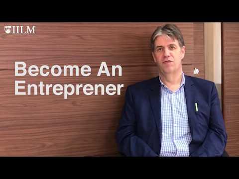 Dr Bert Wolfs - Academic Dean Swiss Business School talk about IILM UBS BBA program