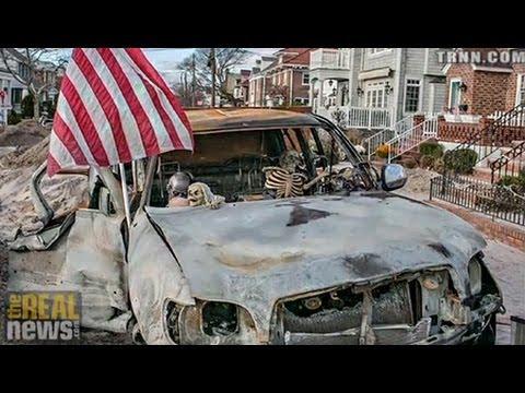Congress Delays Aid Bill As Sandy Victims Suffer