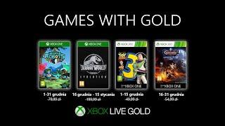 Xbox Xy Extra | Games With Gold | Grudzień 2019 Cz. 2