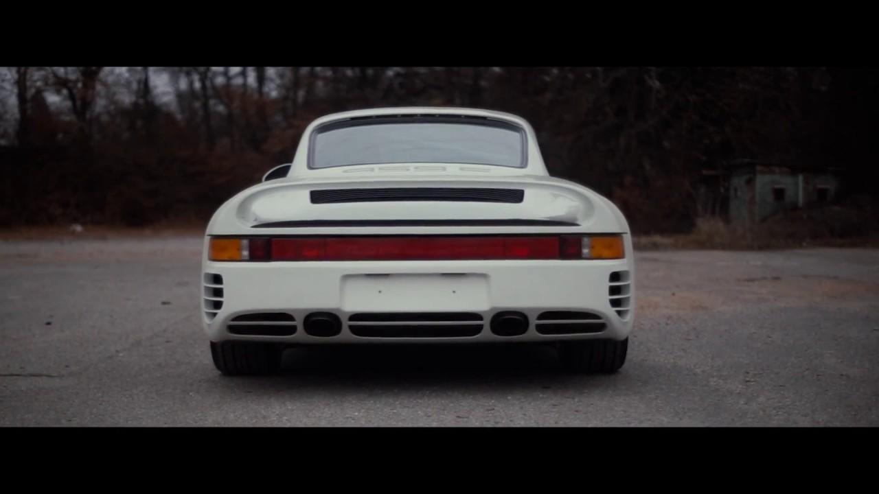 Porsche 959 Sport The Childhood Dream