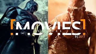 GS Times [MOVIES] 9 (2017). «Нет» рекламе по ТВ, Дизельвселенная, Бэтмен | Главные новости кино