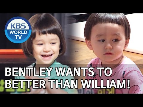 Bentley wants to be better than William! [The Return of Superman/2020.06.28]