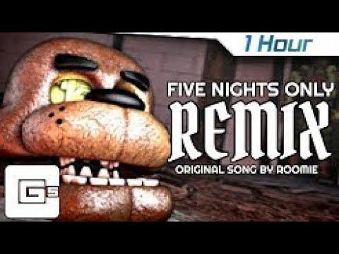 [1 Hour] FNAF 3 SONG REMIX ▶