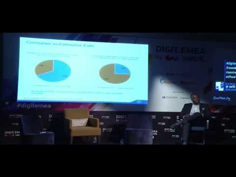 Tobi Oke  - Director, Africa, Intel Capital @DIGIT.EMEA'15 by Webit