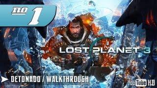 Lost Planet 3 Detonado / Playthrough Parte #1 [PT-BR]