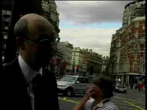 London suffocates