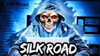 SILK ROAD - czarny rynek DARK WEBU