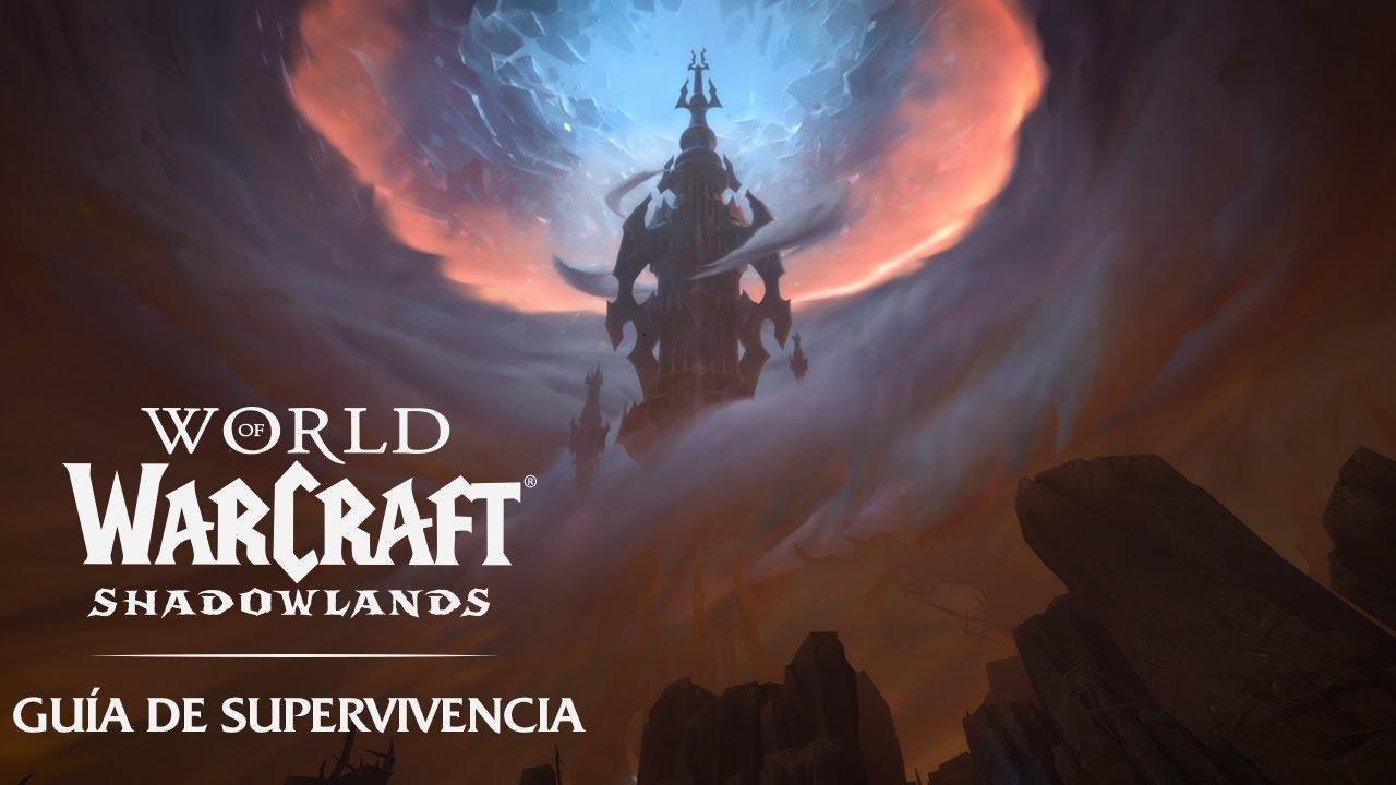 Guía de supervivencia de Shadowlands - Disponible el 24 de noviembre (subtítulos ES)