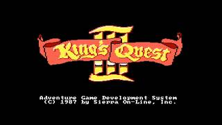 Day 138- King's Quest III: To Heir is Human