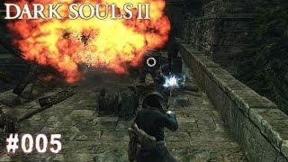"DARK SOULS 2 | #005 - ""Bum-Bum"" macht die Schildkröte | Let's Play Dark Souls (Deutsch/German)"