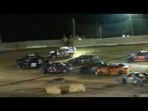Mini Stock Feature | Old Bradford Speedway | 9-11-16