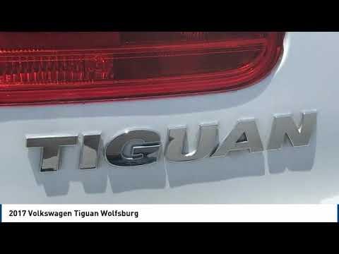 2017 Volkswagen Tiguan 2017 Volkswagen Tiguan Wolfsburg FOR SALE in Corona, CA VP3748