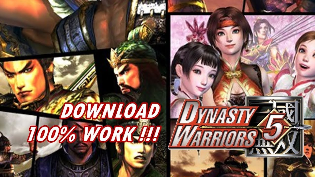 Download dynasty warrior 5 xtreme legend pc rip