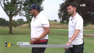 Yvelines | Golf : J'ai testé cette discipline à Saint-Quentin-en-Yvelines