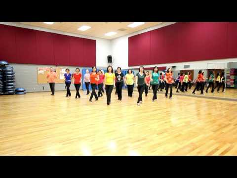 Clap Clap Clap - Line Dance (Dance & Teach in English & 中文)