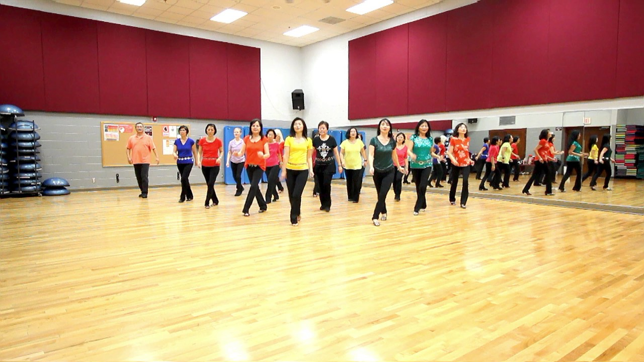 Clap Clap Clap - Line Dance (Dance & Teach in English & 中文)