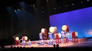 黄波戸海鳴太鼓 - 第14回ながと和太鼓フェスティバル