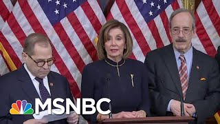 House To Vote On War Powers Resolution To Limit Trump's Military Actions | Hallie Jackson | MSNBC