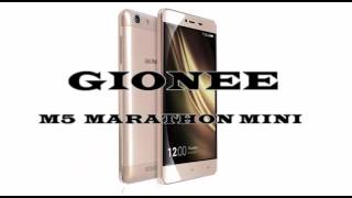 Gionee Marathon M5 mini