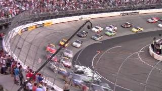 The Start of the Sharpie 500!!! Bristol Motorspeedway 2010