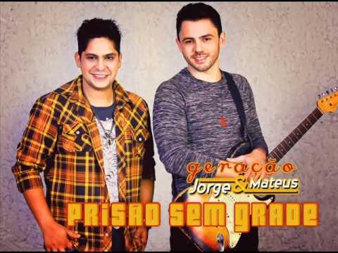 Jorge e Mateus - Prisão Sem Grade HQ