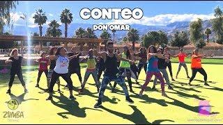 Conteo - Don Omar - [Zumba Fitness] - Travis Algarin
