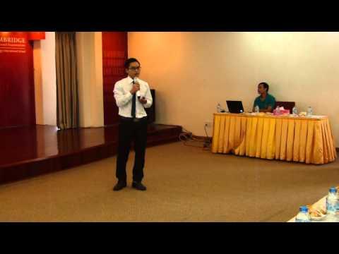Thầy Dương Ngọc Cường Báo cáo chuyên đề PPBTNB (Sự Bay Hơi) Trường Quốc Tế Việt Úc.