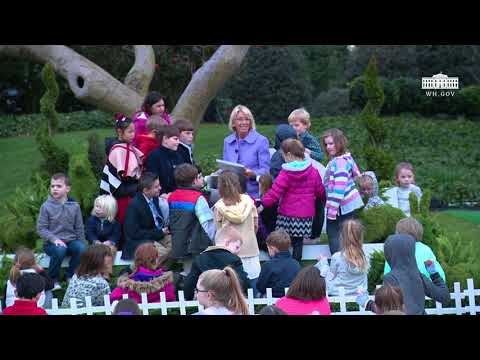 White House Easter Egg Roll: Reading Nook with Secretary Betsy DeVos