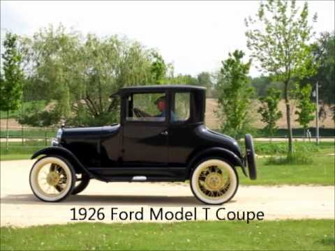 1926 Ford Model T Coupe  YouTube