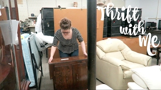 Thrift With Me | Salvation Army & Local Thrift Store