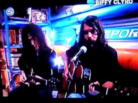 Biffy Clyro - Saturday Superhouse (ft. Marty Friedman)