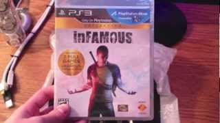 inFAMOUS Collection Unboxing