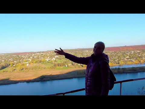 Râul Nistru, Rezervația Peisagistică și Naturală A Moldovei