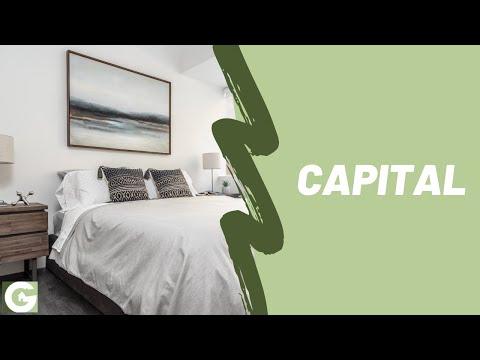 Edmonton 1 Bedroom Apartment - Capital