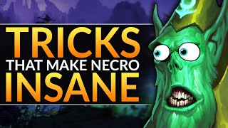 INCREDIBLE Tricks to Make Necrophos SUPER BROKEN  PRO Tips for Every Offlaner  Dota 2 Guide