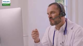Philips SpeechOne Wireless Dictation Headset