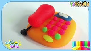Making Play Doh Toys For Kids | Colors Clay Toys For Children | Video For Kid #12