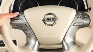 2016 NISSAN Murano - NissanConnect Mobile Apps (if so equipped)