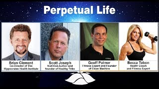 All star panel of Health Experts  Brian Clement, Scott Joseph, Geoff Palmer, Becca Tebon & Ben Best