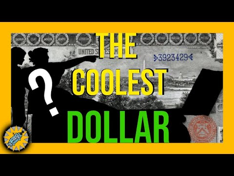 The Coolest One Dollar Bill