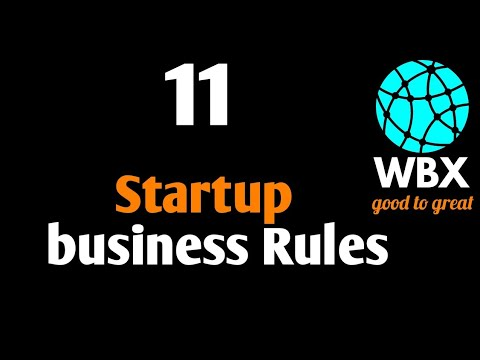 Startup BUSINESS Rules By RICHEST Person Of The World |  Sam