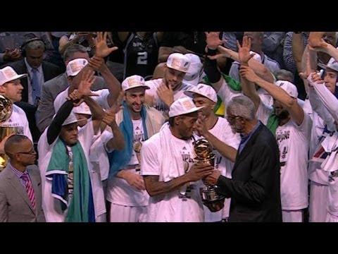 San Antonio Spurs the 2014 NBA Champions