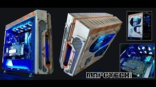 Deepcool Genome Gaming PC Case Mod
